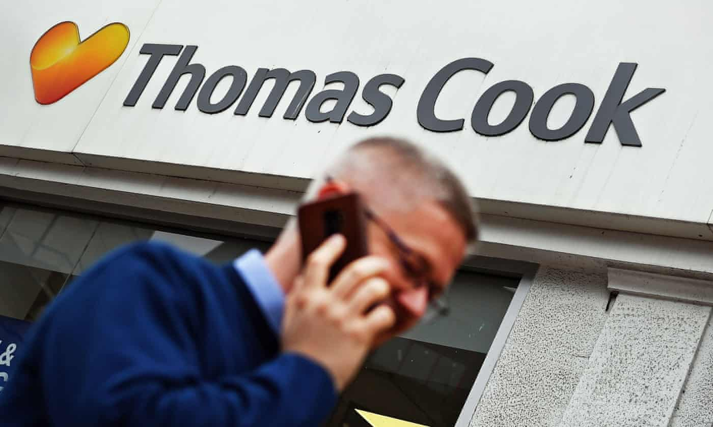Hedge funds win big from short-selling Thomas Cook shares