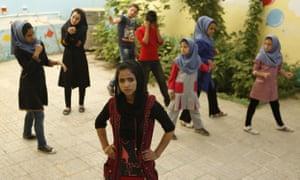 A force of nature … Sonita Alizadeh.