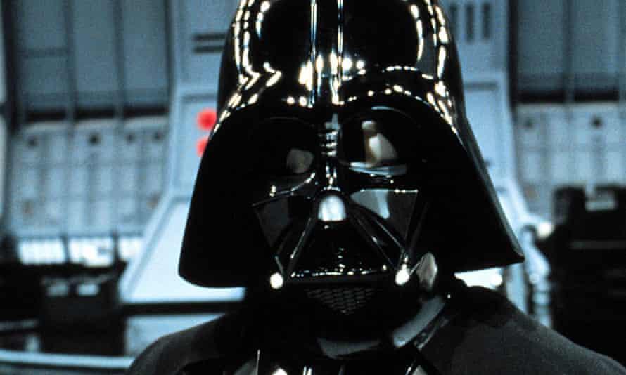 Darth Vader in 1983's Return of the Jedi.