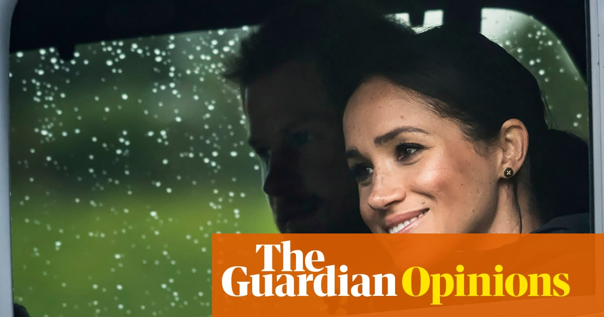 For Meghan Markle, leaving Britain must seem more and more like the right choice | Afua Hirsch