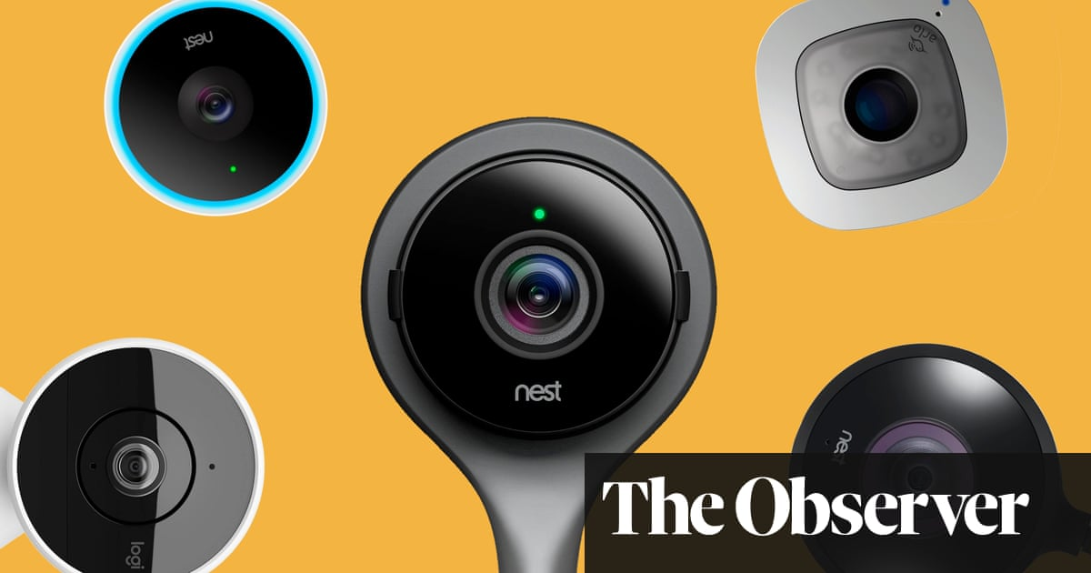 Will you be getting a smart home spy for Christmas?
