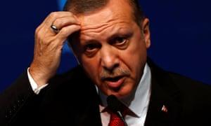 Erdoğan at the World Humanitarian Summit