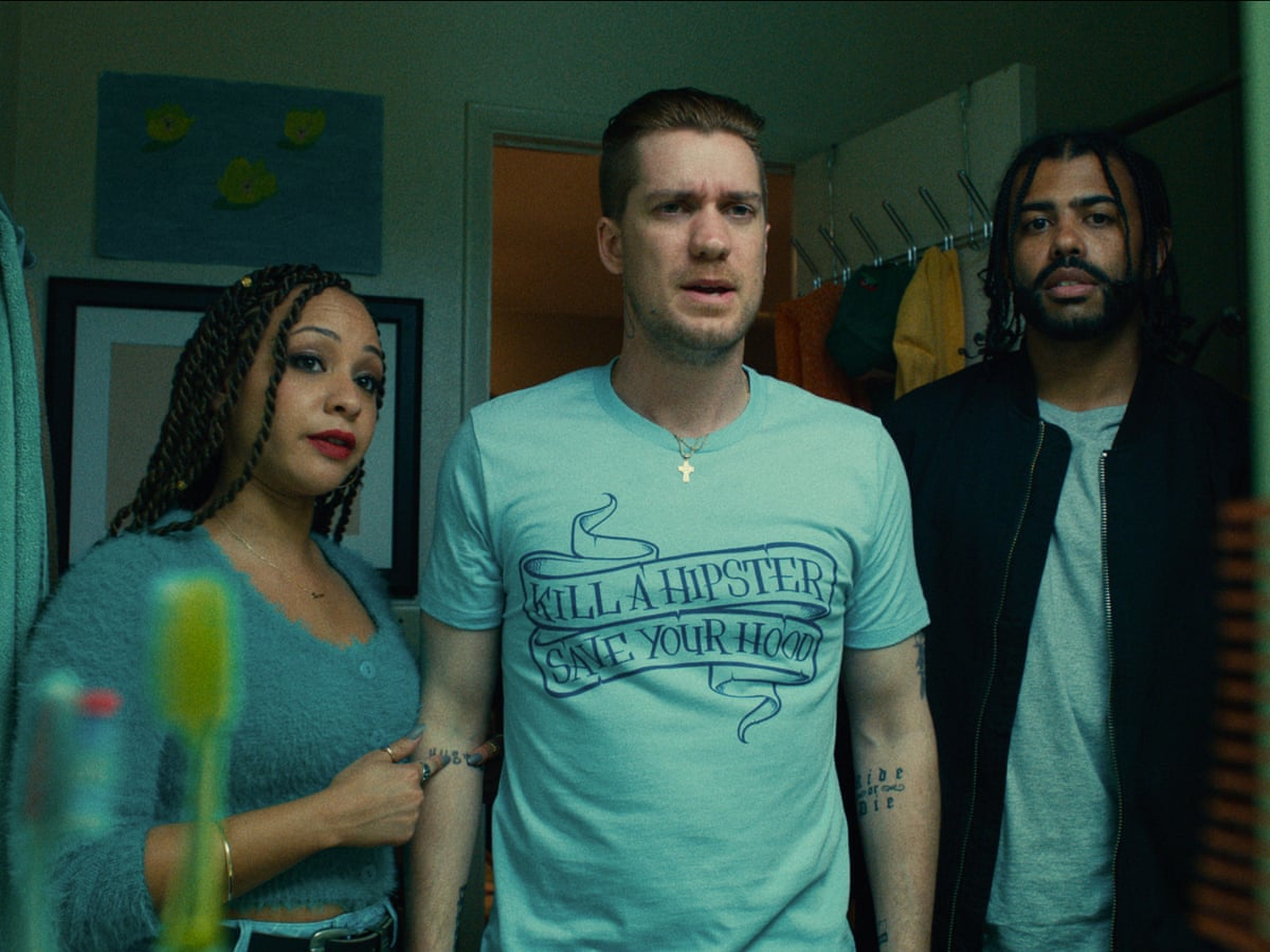 Blindspotting Review Racial Politics Erupts In Style Film The Guardian