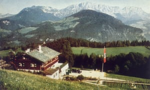The Berghof, pictured around 1940.