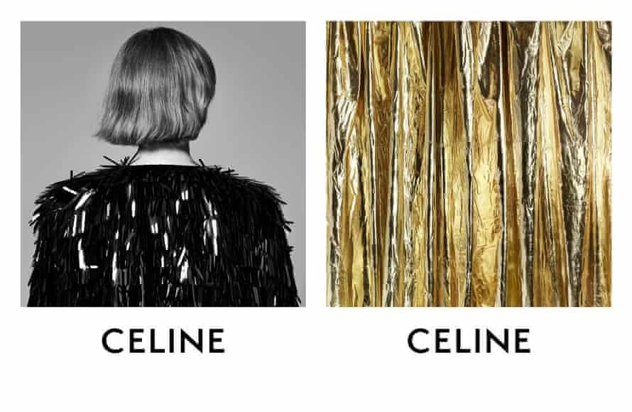 The Celine teaser poster.