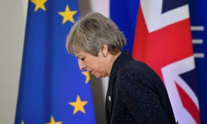 British prime minister Theresa May has resisted intense pressure to step aside.