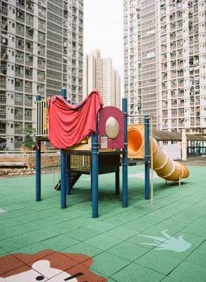 A photography series entitled Laundry Art, by photographer Jimmi Ho taken in Hong Kong.
