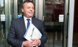 Arron Banks, co-founder of Leave.EU