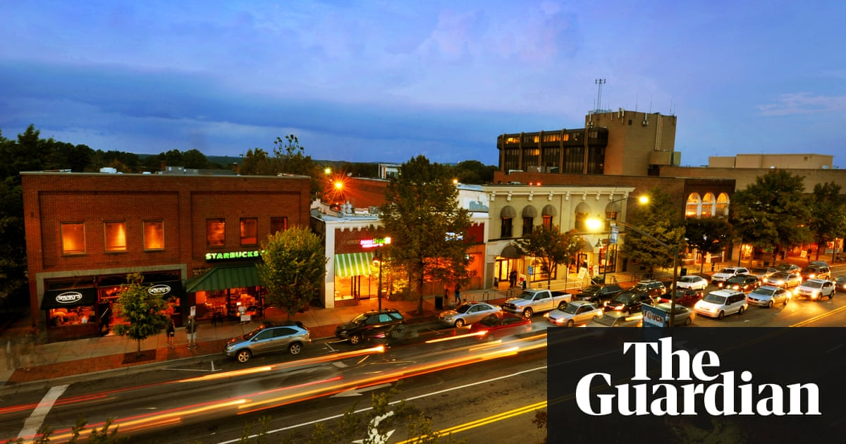 The best towns and small cities in the US: Chapel Hill, North ...