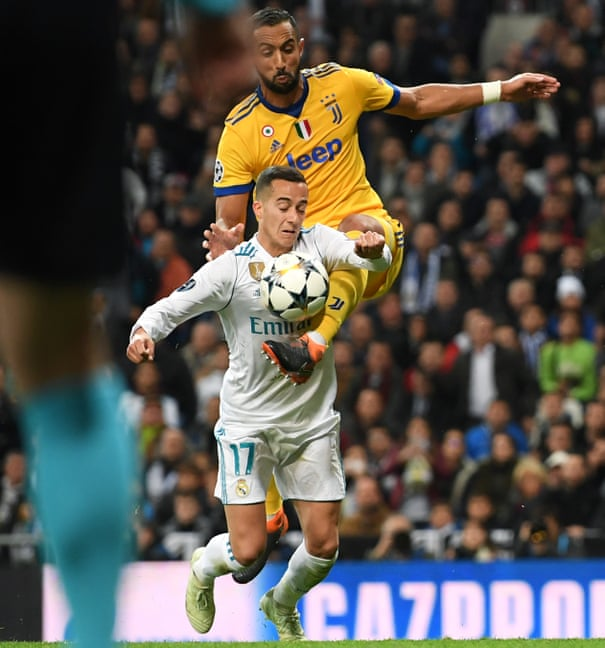 Real Madrid 1-3 Juventus (agg: 4-3): Champions League quarter-final