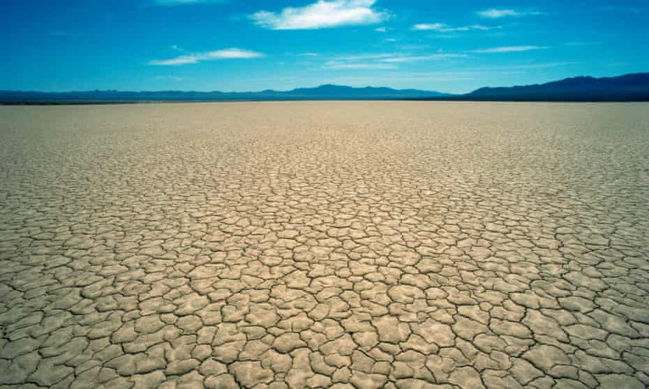 Mojave desert, California. Photograph: Craig Aurness/Corbis