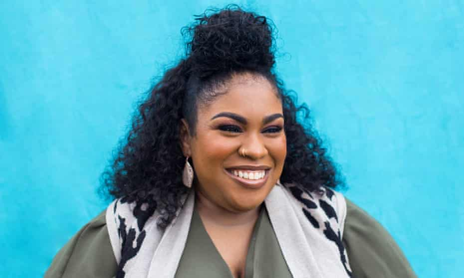 'Authors of colour shouldn't be expected to only write stories of struggle' … Angie Thomas.