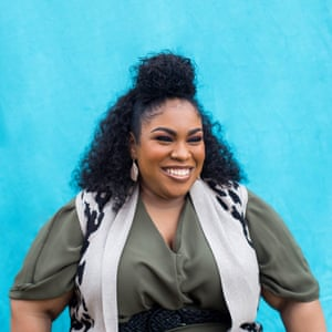 Angie Thomas, author of The Hate U Give: 'Books play a huge part in