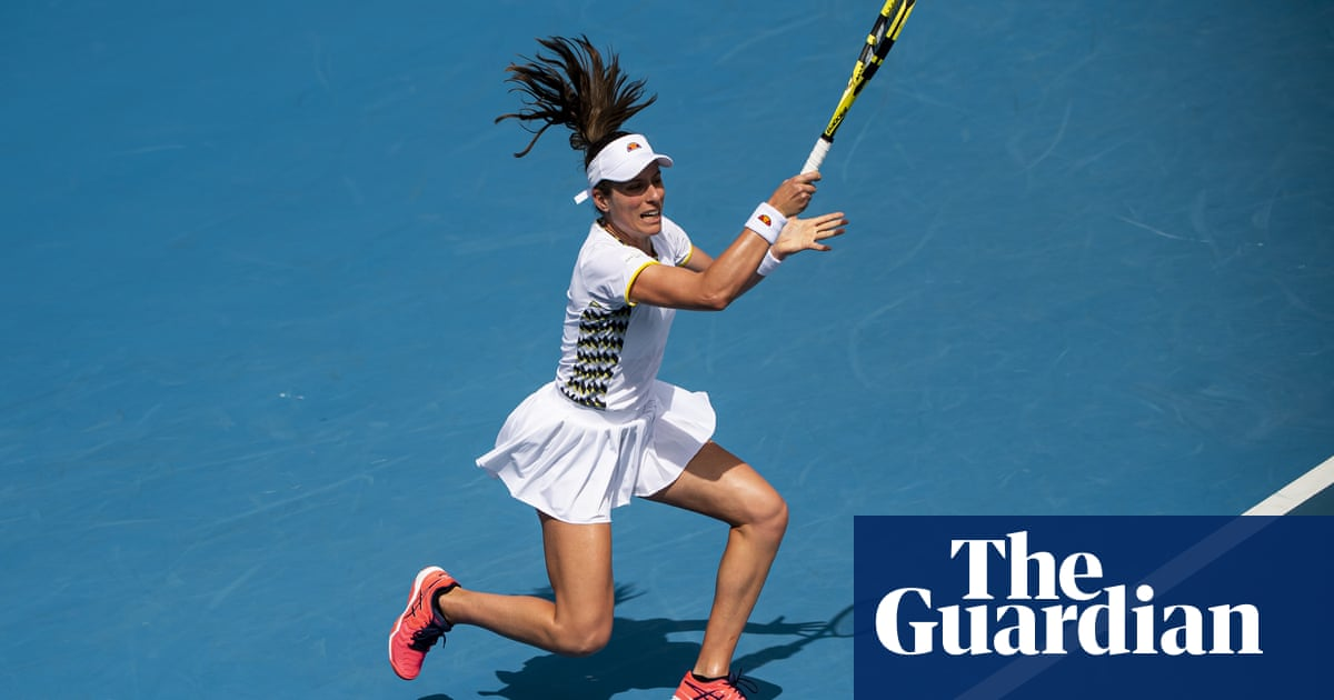 Johanna Konta sounds alarm over coronavirus threat to Australian Open