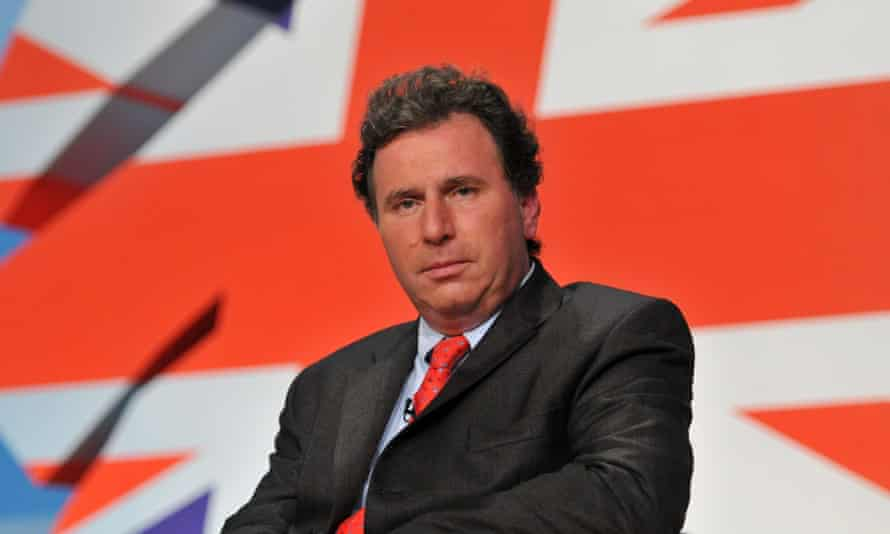 Oliver Letwin was a young adviser in Margaret Thatcher's Downing Street policy unit in the mid-1980s.