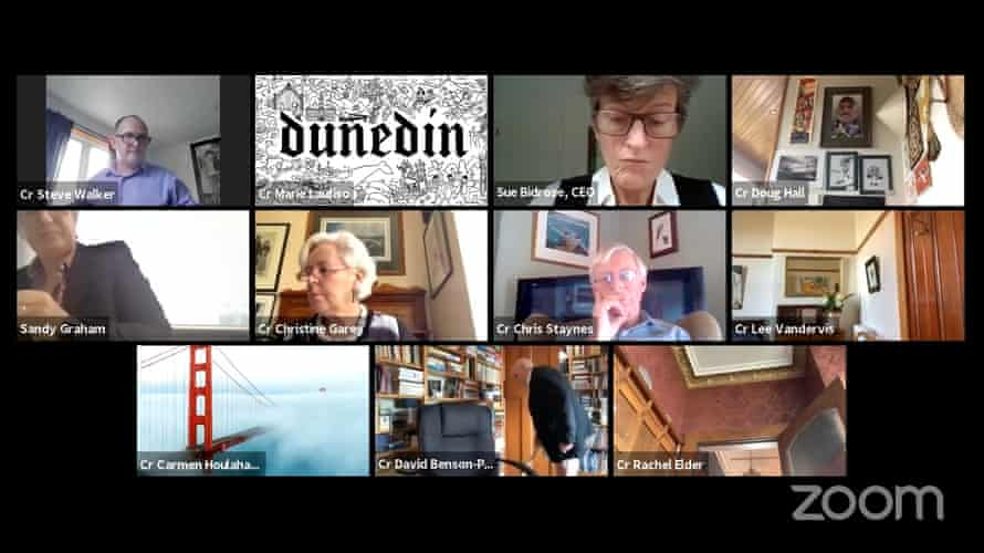 Dunedin City Council Meeting - 4 May