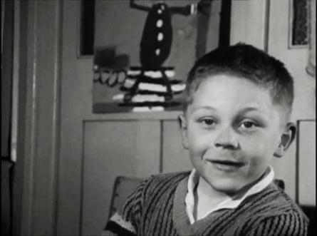 'Artful dodger': Tony in 1964's Seven Up!
