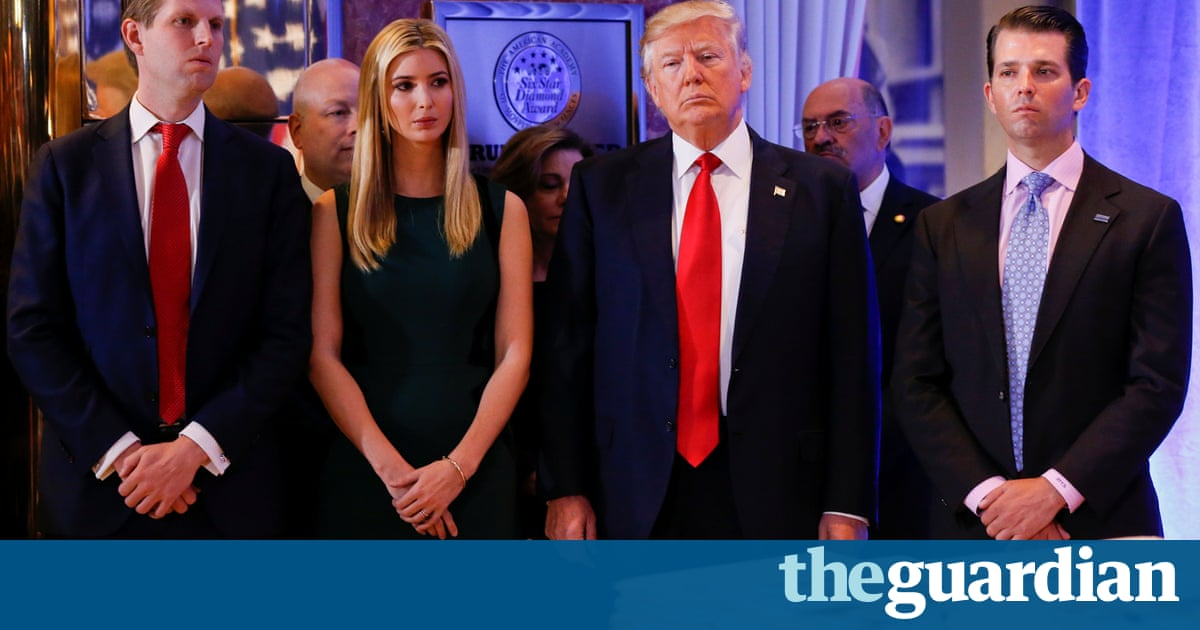 the director of the us governments ethics agency has criticised donald trumps plan to maintain his business empire by turning it over to his sons