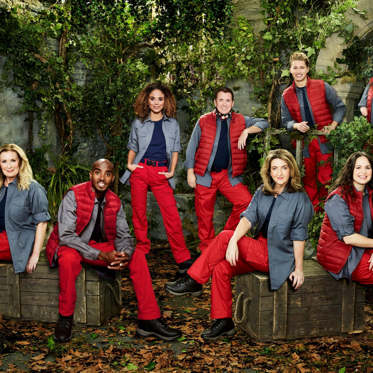 A Shoo In For Shane Richie The 2020 I M A Celebrity Contestants Ranked Television The Guardian