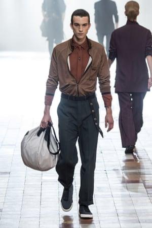 Lanvin S/S 16, Paris fashion week.