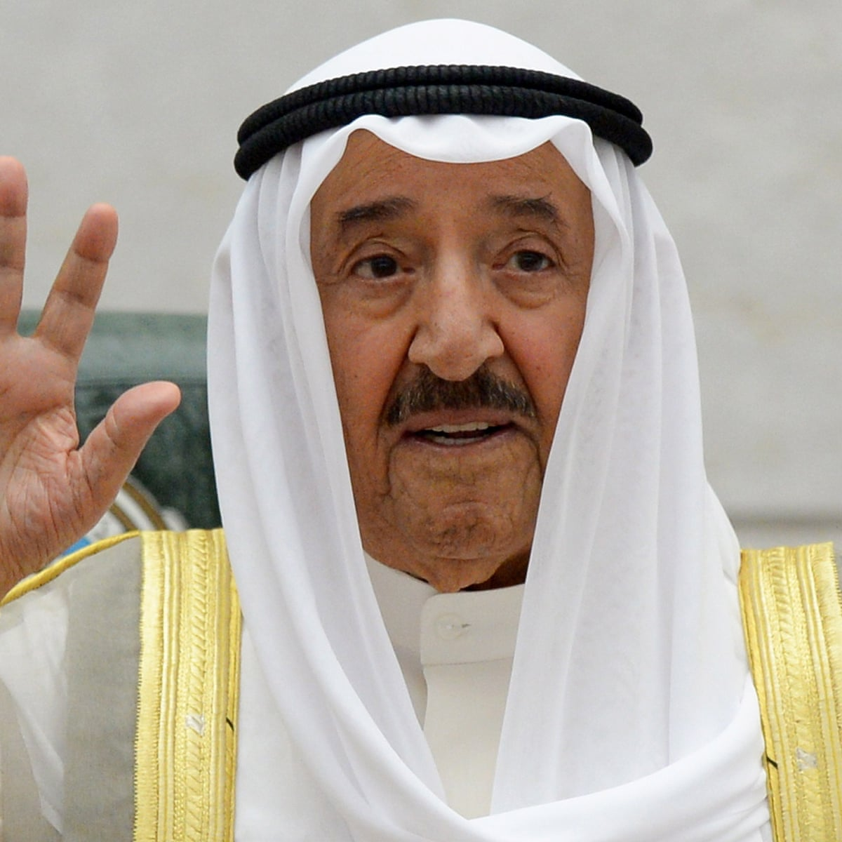 sheikh sabah al sabah emir of kuwait