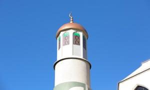 Finsbury Park mosque.