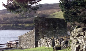 Capel Celyn was flooded in 1965 to create a reservoir to supply Liverpool and Wirral with water for industry.