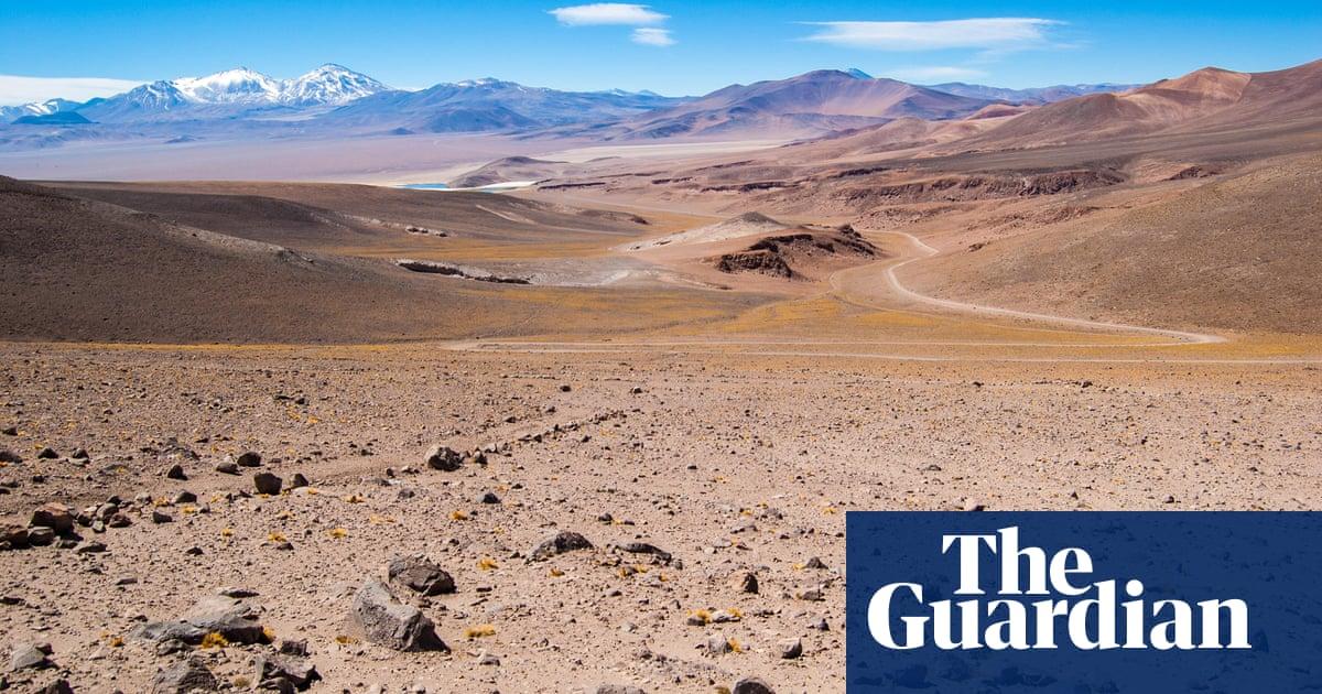 Weatherwatch: fog traps capture water in Atacama desert