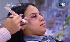 Morrocan Violence Make-up 326