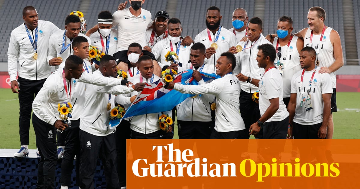 Fiji's sevens triumph is symbolic of their 'work together, love one another' spirit