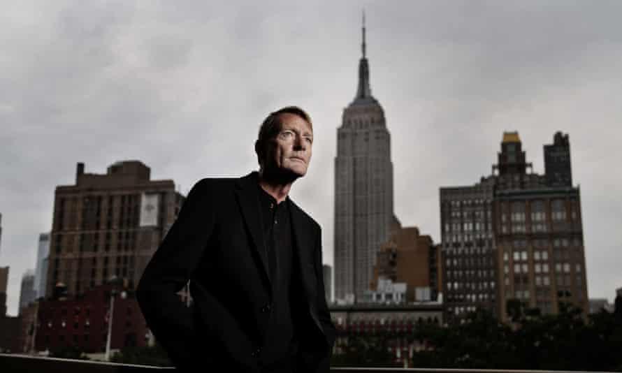 Lee Child author New York