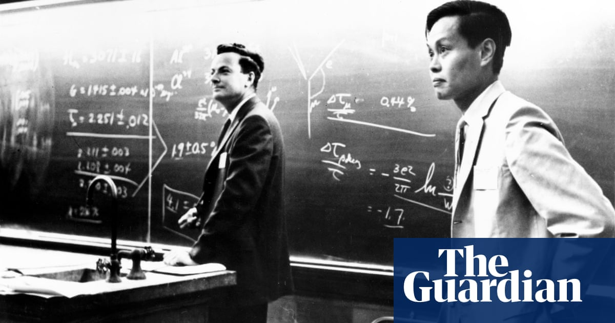 Quantum of solace: even physicists are still scratching their heads