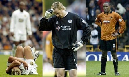The 2003-04 season did not end well for Alan Smith, Ian Walker or Paul Ince.