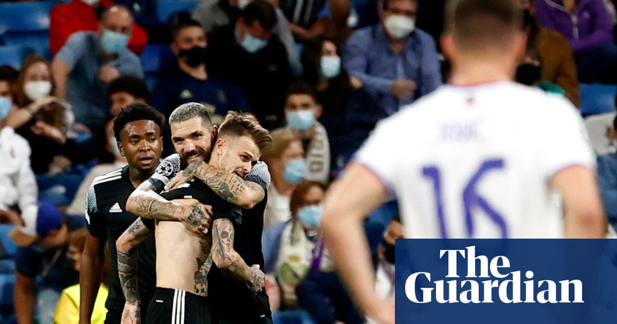 'Everything we did turned out badly': Real Madrid reeling after Sheriff shock