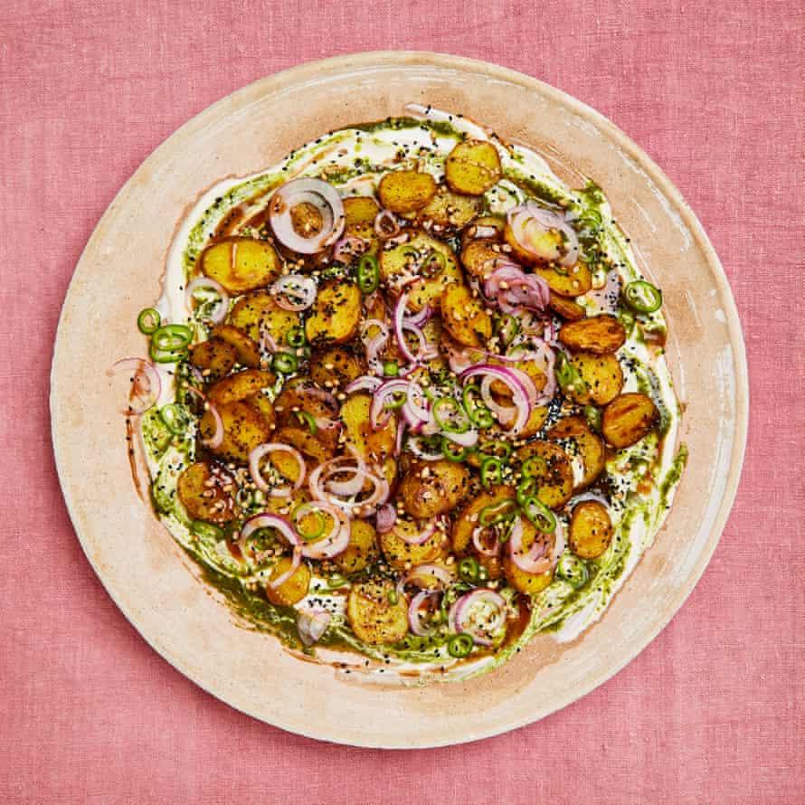Aloo aloo: Yotam Ottolenghi's chaat masala potatoes