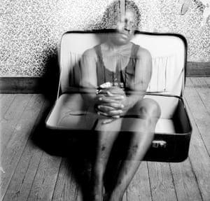 Self-Portraits, 2008 by Hélène A Amouzou
