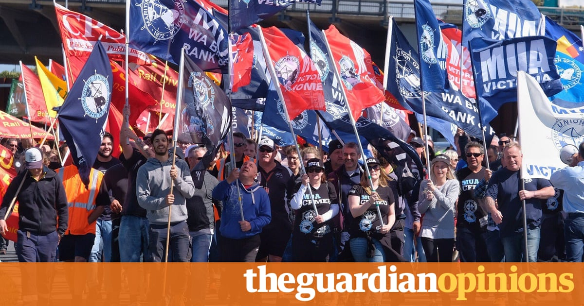 Attacking unions harms the economy, but the government doesn't seem to care | Van Badham