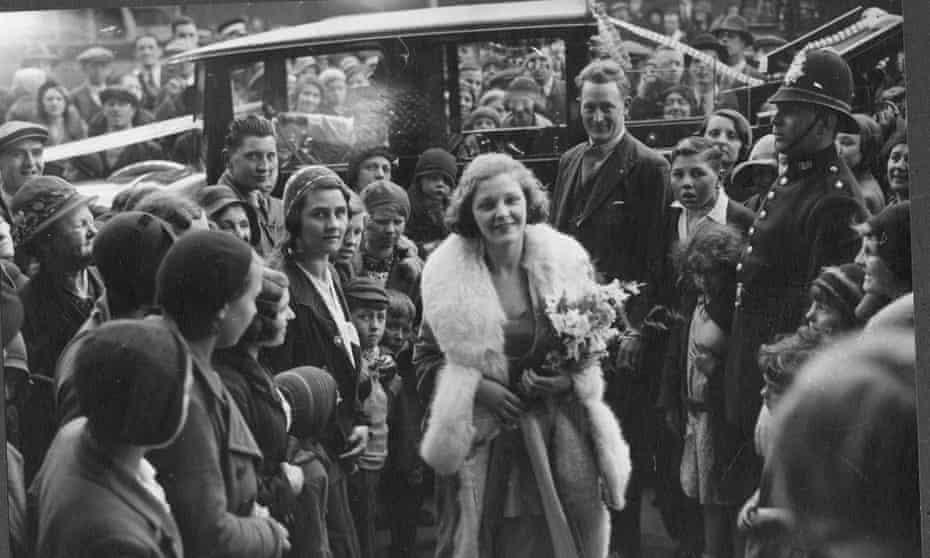 Cotton Queen Marjorie Knowles.