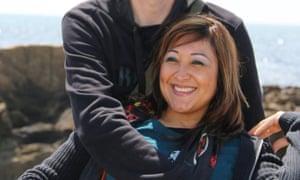 Adelma Tapia Ruiz, 36, from Peru