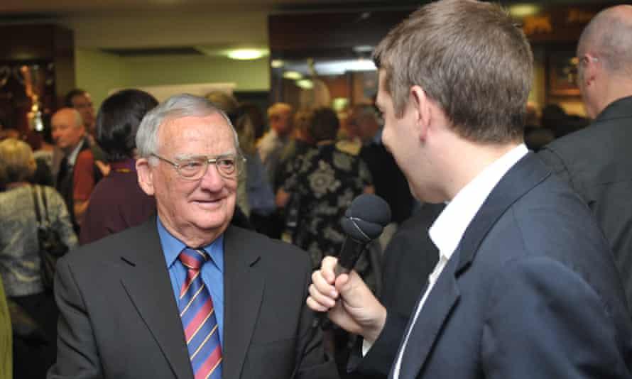 Fitzroy-Brisbane Lions football club Hall of Fame inductee Arthur Wilson