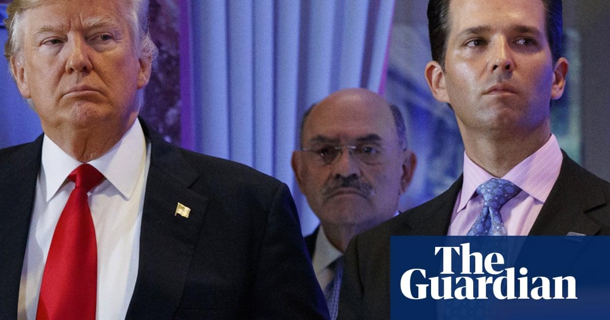 Allen Weisselberg: half of the dynamic duo running Trump's business empire