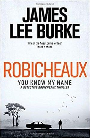 Robicheaux by James Lee Burke