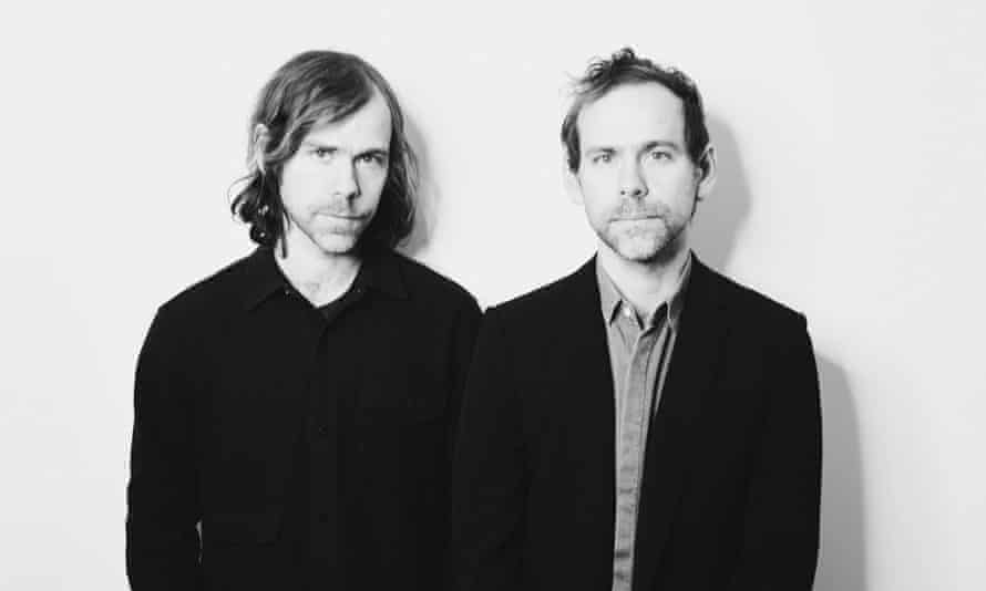 Aaron (left) and Bryce Dessner of the National.