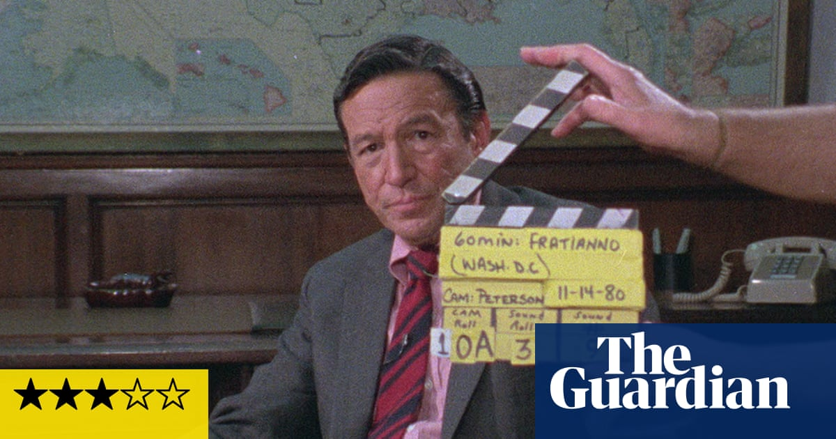 Mike Wallace Is Here review – rose-tinted chronicle of a journalistic giant