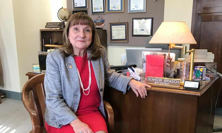 State senator Lydia Brasch sponsored the Fair Repair bill in Nebraska.