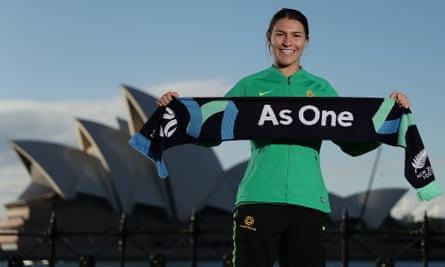 Matildas vice-captain Steph Catley
