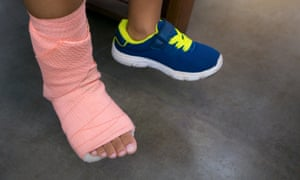In 2018, unintentional injuries in children led to more than 6,000 deaths and 5.5m emergency department visits.