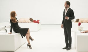 Tom Ford directs Amy Adams in Nocturnal Animals.