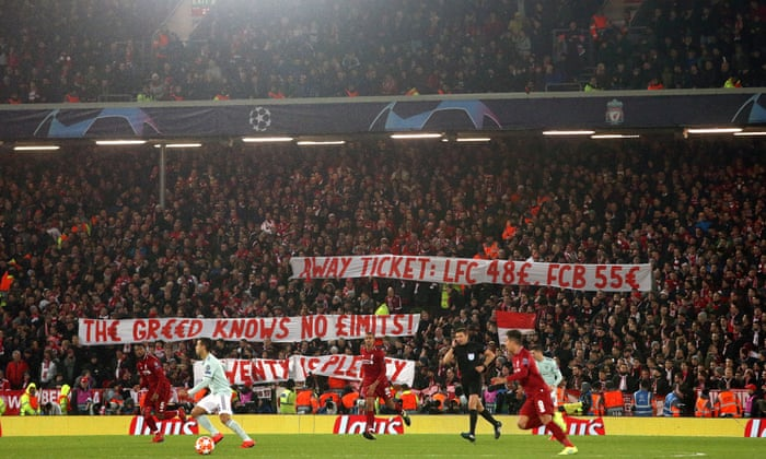 Liverpool and Bayern Munich trade blows but draw leaves tie poised