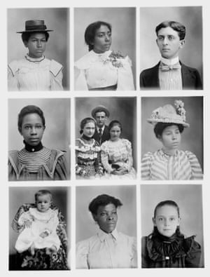 Black and white people dwelled side by side in the Durham neighbourhood in which Mangum was raised. 'His photographs forcefully betray that vision of the south's strict and thorough segregation usually identified with Jim Crow,' says Maurice Wallace, a contributor to Photos Day or Night. 'The colour line was of course an official policy, but practically speaking its power to keep black and white citizens apart was a fiction'